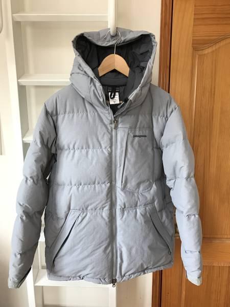 パタゴニア 2006年製 ダウン パトロール ジャケット S レアカラー 美品です patagonia down jacket ゲレンデでのスキースノーボードに