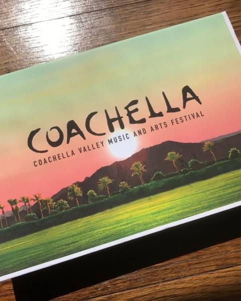 2017 COACHELLA コチェラ コーチェラ VALLEY MUSIC & ARTS FESTIVAL WEEKEND 2 + 無料シャトルバス付 リストバンド チケット