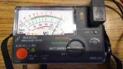 SOUKOU 双興電機 電池式小型絶縁抵抗計 MODEL3145