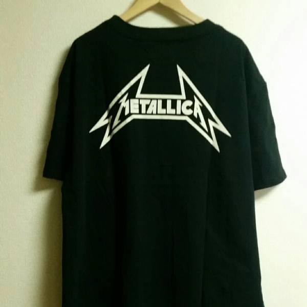 FOG FEAR OF GOD メタリカ METALLICA Tシャツ ブラック サイズS ライブグッズの画像