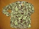 BLUE BLOOD インナーシャツ 定価4968円 新品L (BL-8605/DN) ブルーブラッド