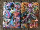 ドラゴンボールヒーローズURヒットSEC黒仮面のサイヤ人2枚セット