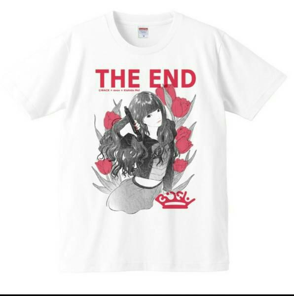 【BiSH】アイナ・ジ・エンド×岸田メル コラボTシャツ XLサイズ