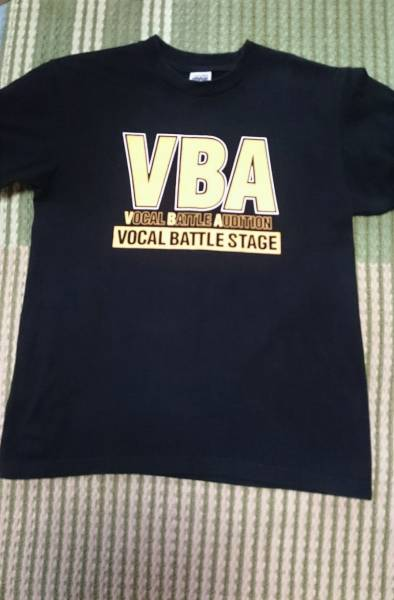 VBA VOCAL BATTLE STAGE 2012 Tシャツ EXILE LDH 三代目 TRIBE正規品S