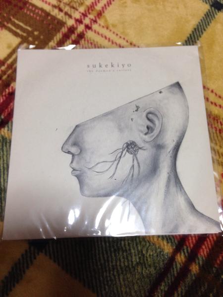 sukekiyo/ライブグッズ/ツアーグッズ/LP/the daemon's cutlery/未試聴