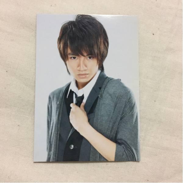 【非売品】Sexy Zone デビューCD封入 トレーディングカード 中島健人 トレカ セクゾ プロフィールあり