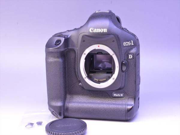 ◆778 ■新品級■ Canon キャノン EOS 1D Mark III 3 総シャッター数3,588回