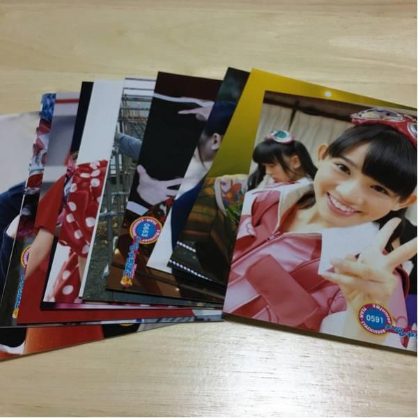 秋本帆華 生写真 14枚セット チームしゃちほこ ライブグッズの画像