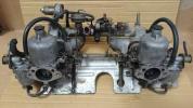稀少!240ZG E88 大口径SUツインキャブレター/S30ZフェアレディZハコスカSUキャブL28L20L24A12A14N42F54L型A型ソレックス44SOLEX40亀有50