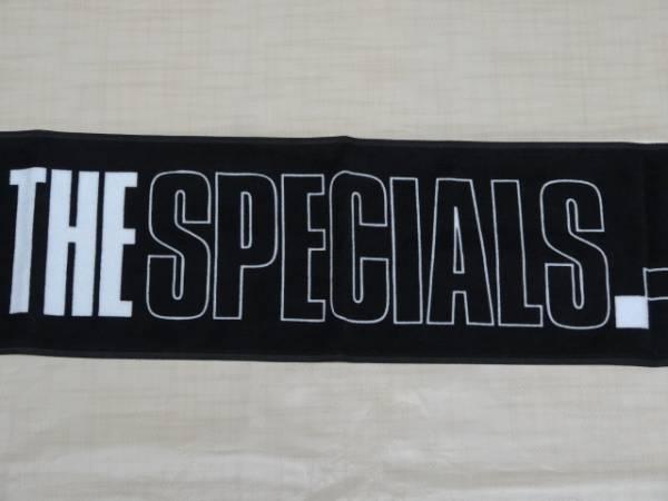 新品「THE SPECIALS」 タオル ザ・スペシャルズ SKA PUNK
