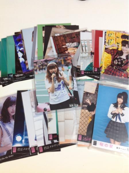 指原莉乃 AKB HKT48 生写真 CD特典多 47枚 a202 ライブグッズの画像