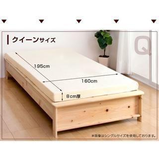 (説明文必読)新品 低反発マットレス クイーン マットレス クイーンサイズ ベッドマット 低反発 マット クイーンサイズ