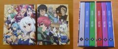 魔弾の王と戦姫 初回生産限定版 Blu-ray 全6巻セット