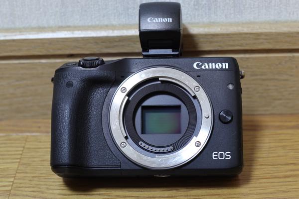 【中古】Canon EOS M3 EVFキット 本体のみ ミラーレス