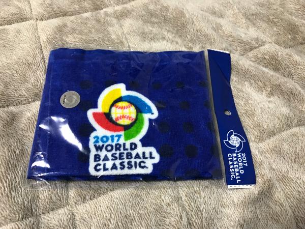 WBC2017 侍ジャパン ハンドタオル 即決 グッズの画像