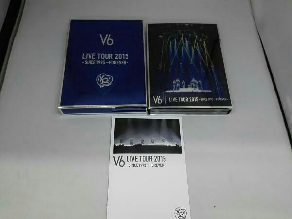 V6 LIVE TOUR 2015 -SINCE 1995~FOREVER-(初回生産限定版B) コンサートグッズの画像