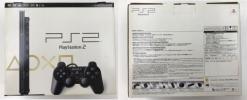 ◆新品 未使用◆ PS2 プレイステーション2 SCPH-75000CB 100V 薄型 希少品 激レア 2万以上で送料負担 01a