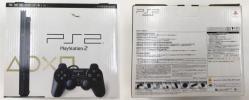 ◆新品 未使用◆ PS2 プレイステーション2 SCPH-75000CB 100V 薄型 希少品 激レア 2万以上で送料負担 01b
