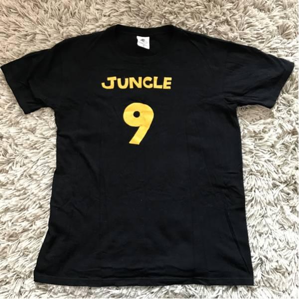 ザ・クロマニヨンズ Tシャツ ジャングル9ツアーTシャツ JUNGLE9 Tシャツ 甲本ヒロト マーシー ライブグッズの画像