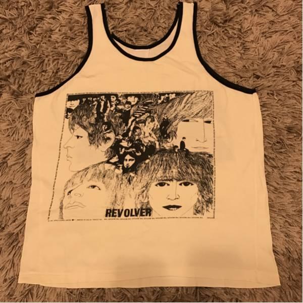 THE BEATLS ビートルズ Tシャツ1991 APPLE CORPS LIMITED ヴィンテージTシャツ タンクトップ REVOLVER ジョンレノン ライブグッズの画像