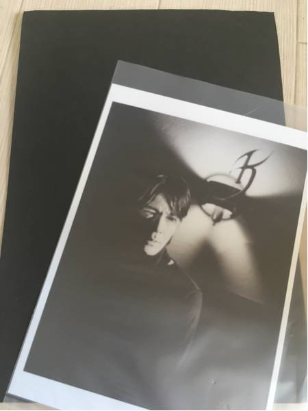 【氷室京介】Personal Jesus Cut★非売品公式生写真★新品未使用★PJC8ルーム