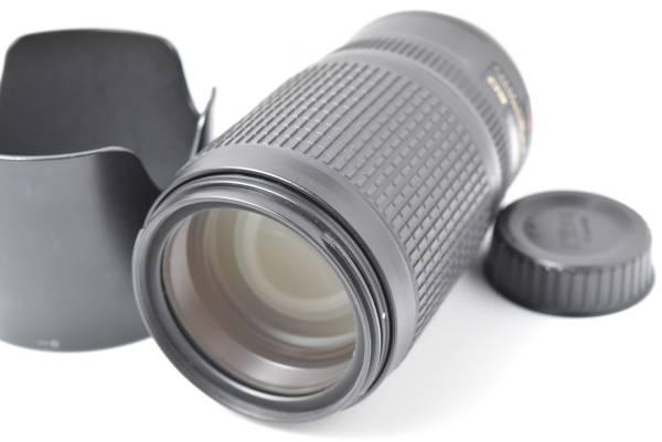 ★超極上美品★ ニコン Nikon AF-S 70-300mm F4.5-5.6 G ED VR ★完動品★ #3256