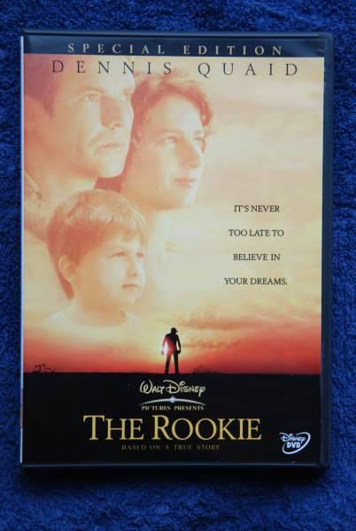 デニス・クエイド オールド・ルーキー 特別版 THE ROOKIE ウォルト・ディズニー_画像1