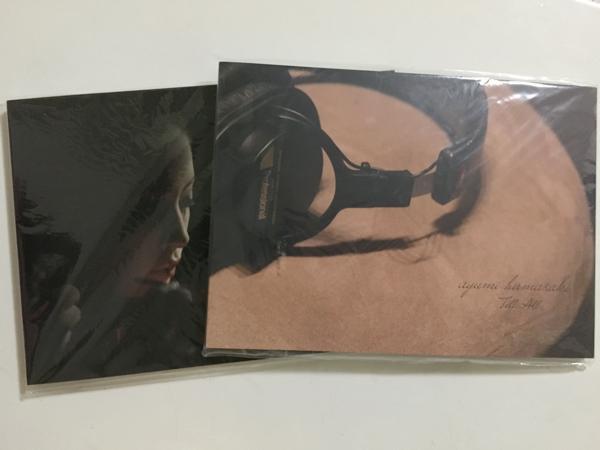 浜崎あゆみ / 15周年記念BOOK Tell All + 15th Anniversary TOUR ~A BEST LIVE~ フォトブック 2冊セット 写真集 即決 ライブグッズの画像