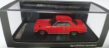 1/43 ignition model 日産 スカイライン 2000 GT-X KGC10 レッド IG0381 イグニッションモデル