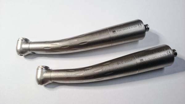 ◆J.MORITA モリタ コントラ タービン ストレート ハンドピース 部品 歯医者 2本セット