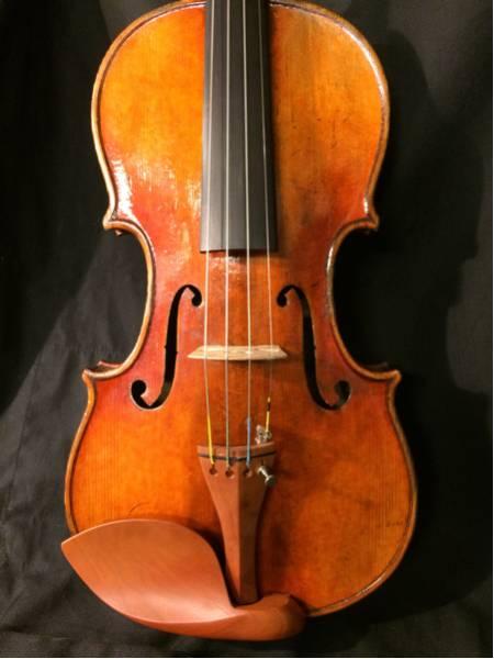 イタリアラベルバイオリン