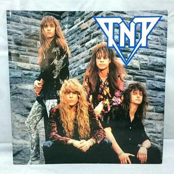 TNT☆ジャパンツアーパンフレット1989年/美品