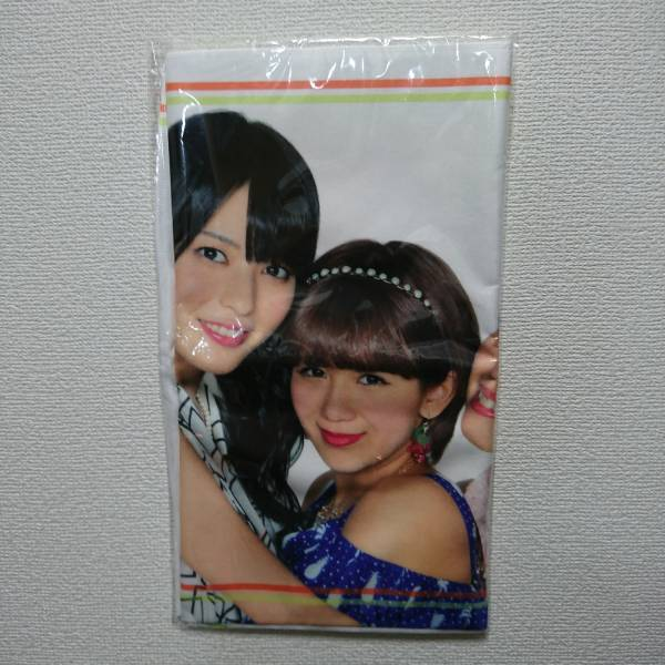 ℃-ute マイクロファイバータオル 2014 ハロコン夏 ライブグッズの画像