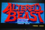 獣王記 海外版 Altered Beast Sega