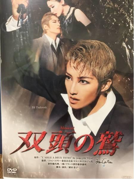 宝塚歌劇宙組公演双頭の鷲DVD美品
