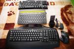 ★キーボード3点セット Logicool K480など (条件次第で送料無料です)