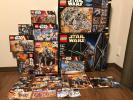 レゴ スターウォーズ LEGO 大量 75095 75105 75083 75099 75136 75138 75137