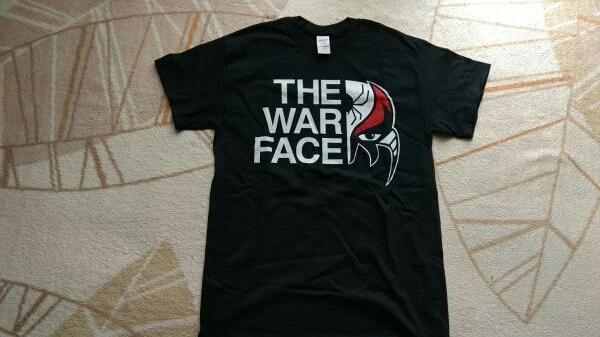 海外限定 新品 ロードウォリアーズ Tシャツ WWF WWE プロレス リージョンオブドゥーム アルティメットウォリアー north face 新日本 全日本 グッズの画像