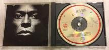 マイルス・デイビス / Miles Davis - Tutu (日本盤 Warner Bros. Records 32XD-480) 中古CD