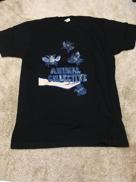 animal collective Tシャツ サイズL