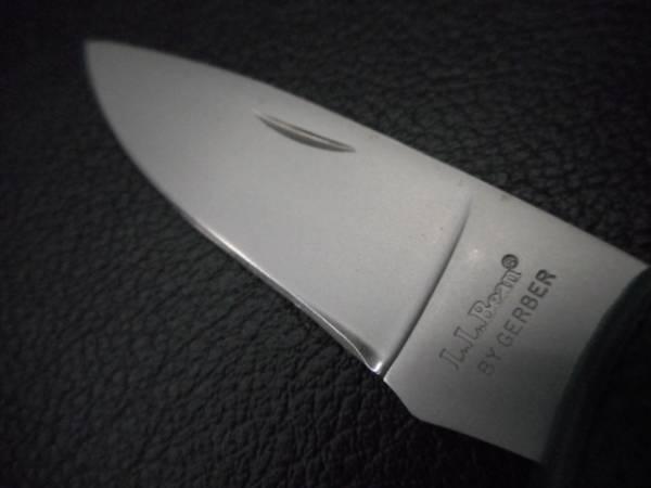 ナイフ 折り畳み オールドガーバー  GERBER L.L.BEAN PORTLAND OR 97223 USA_画像2