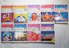 『POPCOM 月刊ポプコム』1985年1~3、5、7~10、12月号・全9冊 (検索ワード:8801、FM-7、X1、MSX、ログイン、MSXマガジン、テクノポリス)