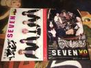 SEVEN Vol.28 ペンタゴン/レイヴ/ザアザア/ベル/Link/Neverland/i.Rias/Lig/ソニックデスモンキー/LOG/Purple Stone/スタア区。