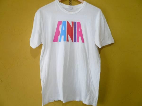 アメリカ製FANIA Records ファニアレコードTシャツ/ラテンブーガルーサルサソウルファンクLATINSOULSALSAFUNK
