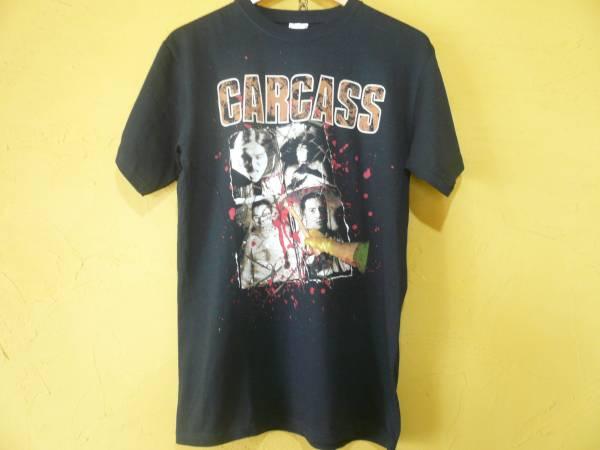 CARCASS カーカス Tシャツ/UKエクストリームメタルデスコアグラインド