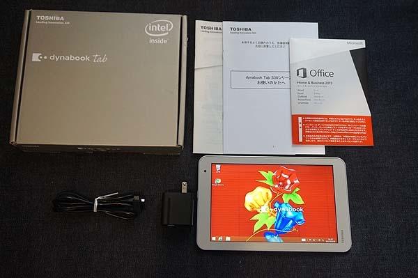 東芝Dynabook Tab S38/26M (PS38-26MNXG) Office搭載 おまけキーボードセット