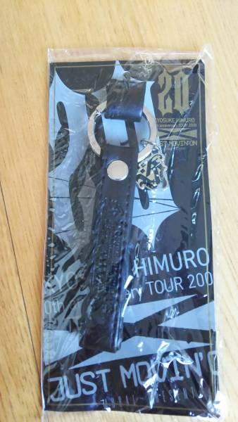 氷室京介 20th ANNIVERSARY TOUR 2008 JUST MOVIN' ON ストラップ 未開封品 入手困難 グッズ BOOWY ライブグッズの画像