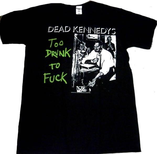 即決!DEAD KENNEDYS Tシャツ Sサイズ 新品未着用【送料164円】