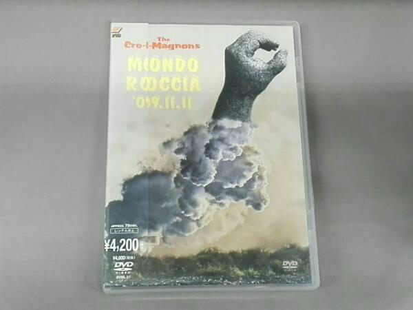 ザ・クロマニヨンズ MONDO ROCCIA'09.11.11 ライブグッズの画像