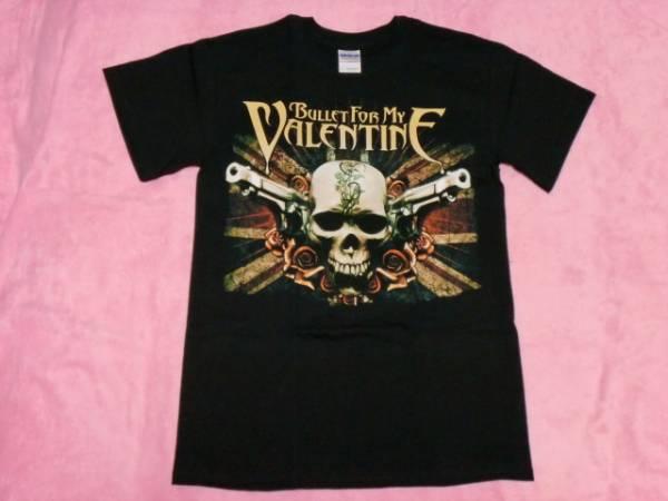 BULLET FOR MY VALENTINE ブレット フォー マイ ヴァレンタイン Tシャツ S バンドT ロックT Iron Maiden Trivium
